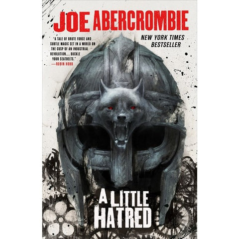 A Little Hatred (Age of Madness, 1) [Abercrombie, Joe]