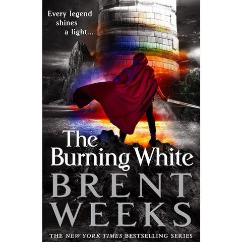 The Burning White (Lightbringer, 5) [Weeks, Brent]