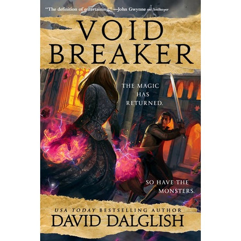 Voidbreaker (Keepers, 3) [Dalglish, David]