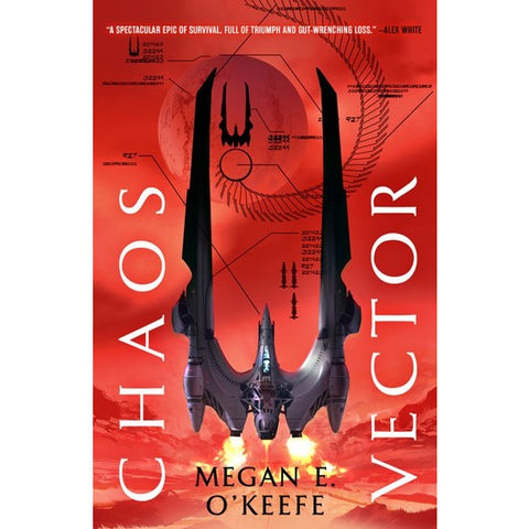 Chaos Vector (The Protectorate, 2) [O'Keefe, Megan E.]