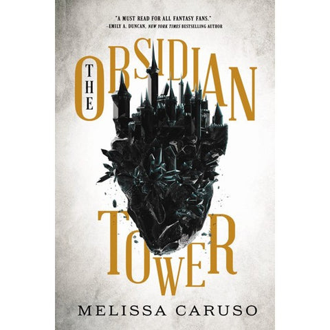 The Obsidian Tower (Rooks and Ruin, 1) [Caruso, Melissa]