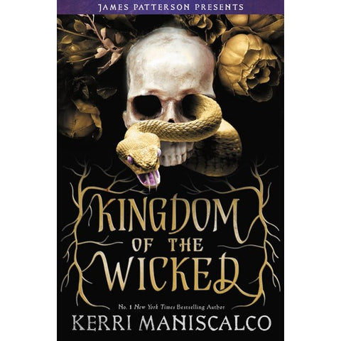 Kingdom of the Wicked (Kingdom of the Wicked, 1) [Maniscalco, Kerri]