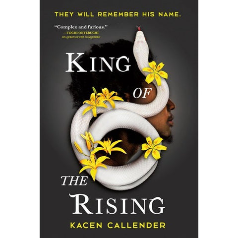King of the Rising (Islands of Blood and Storm, 2) [Callender, Kacen]