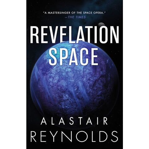 Revelation Space (The Inhibitor Trilogy, 1) [Reynolds, Alastair]
