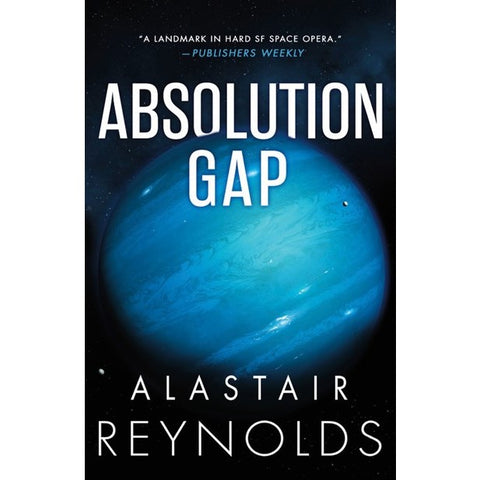 Absolution Gap (Inhibitor Trilogy, 3) [Reynolds, Alastair]