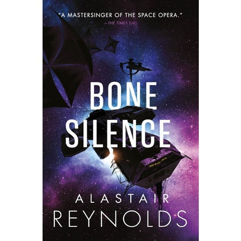 Bone Silence (Revenger, 3) [Reynolds, Alastair]