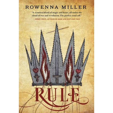 Rule (Unravelled Kingdom, 3) [Miller, Rowenna]