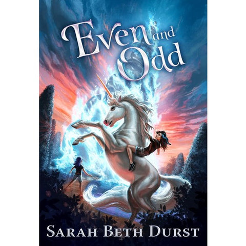 Even and Odd [Durst, Sarah Beth]