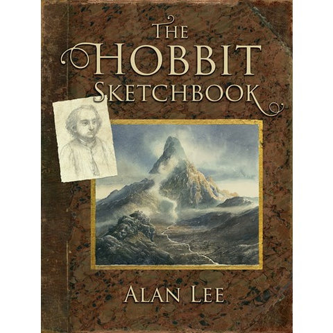 The Hobbit Sketchbook [Lee, Alan]