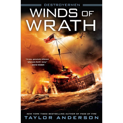 Winds of Wrath (Destroyermen, 15) [Anderson, Taylor]