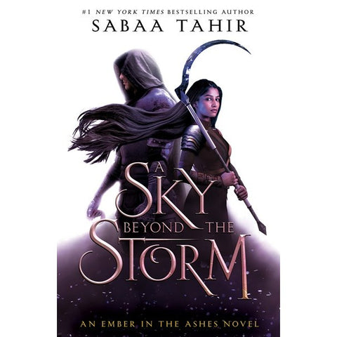 A Sky Beyond the Storm (Ember in the Ashes, 4) [Tahir, Sabaa]