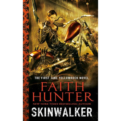 Skinwalker (Jane Yellowrock, 1) [Hunter, Faith]