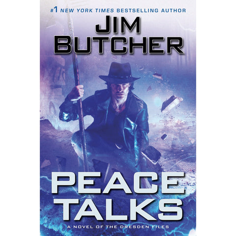 Peace Talks (Dresden Files, 16) [Butcher, Jim]