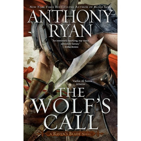 The Wolf's Call (Raven's Blade, 1) [Ryan, Anthony]