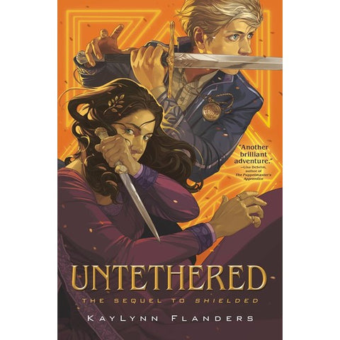 Untethered (Shielded, 2) [Flanders, Kaylynn]