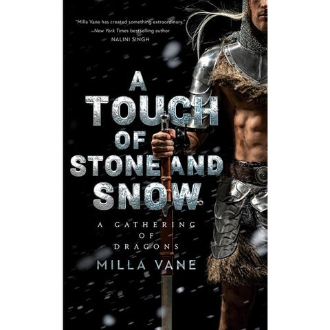A Touch of Stone and Snow (A Gathering of Dragons, 2) [Snow, Milla]
