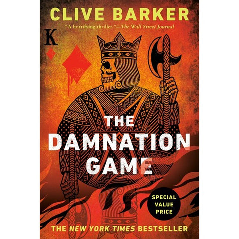 The Damnation Game [Barker, Clive]