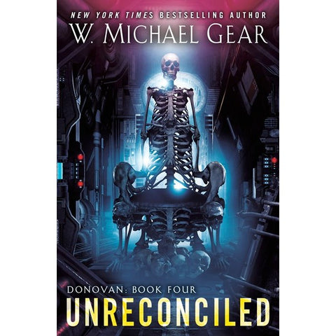 Unreconciled (Donovan, 4) [Gear, W. Michael]