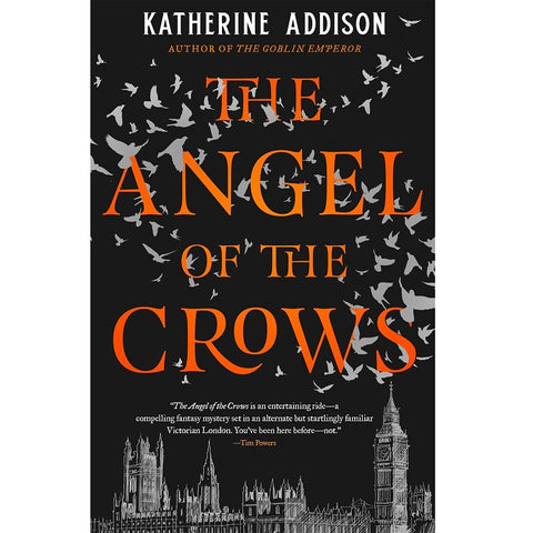 The Angel of the Crows [Addison, Katherine]