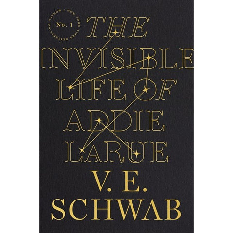 The Invisible Life of Addie LaRue [Schwab, V.E.]