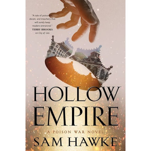 Hollow Empire (Poison Wars, 2) [Hawke, Sam]