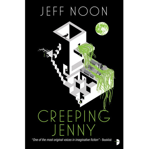 Creeping Jenny (Nyquist Mysteries, 3) [Noon, Jeff]