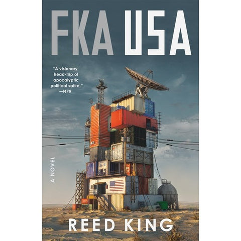 FKA USA [King, Reed]