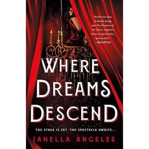 Where Dreams Descend (Kingdom of Cards, 1) [Angeles, Janella]
