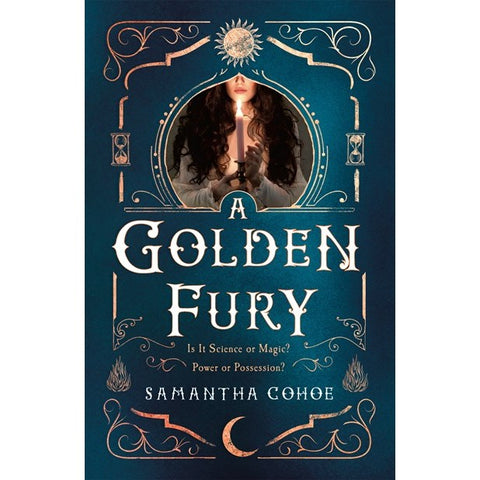 A Golden Fury [Cohoe, Samantha]