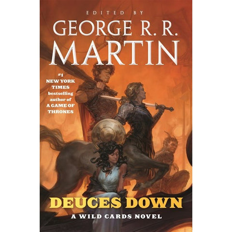 Deuces Down (Wild Cards, 12) [Martin, George R R]