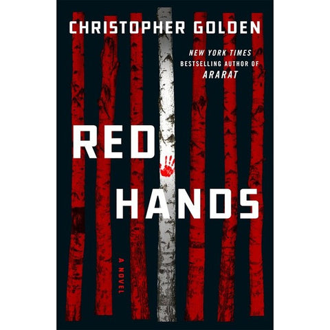 Red Hands [Golden, Christopher]
