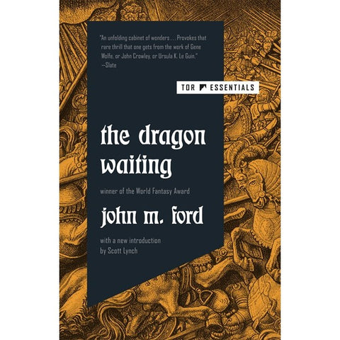 The Dragon Waiting [Ford, John M.]