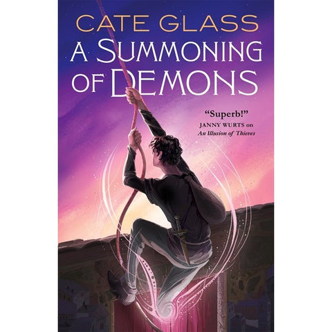 A Summoning of Demons (Chimera, 3) [Glass, Cate]