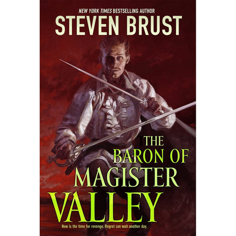 The Baron of Magister Valley (Dragaera) [Brust, Steven]