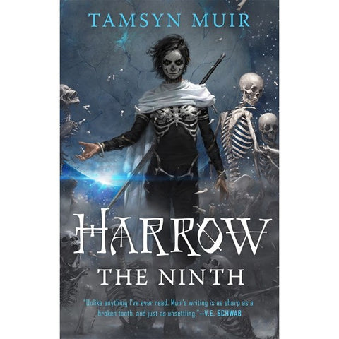 Harrow the Ninth (The Locked Tomb, 2) [Muir, Tamsyn]