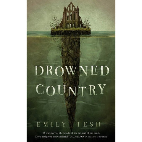 Drowned Country (Greenhollow Duology, 2) [Tesh, Emily]