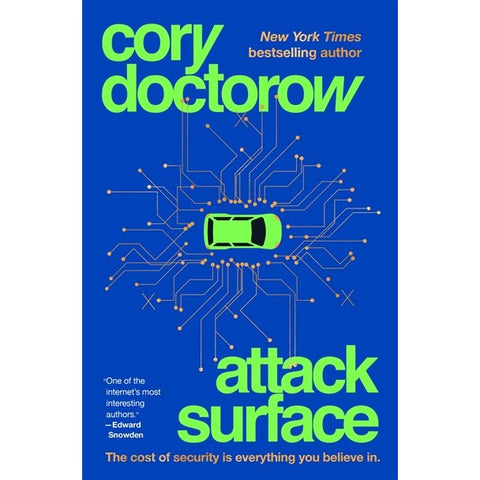 Attack Surface [Doctorow, Corey]
