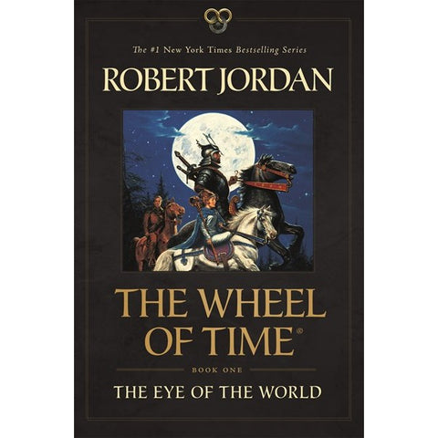 The Eye of the World (Wheel of Time, 1) [Jordan, Robert]