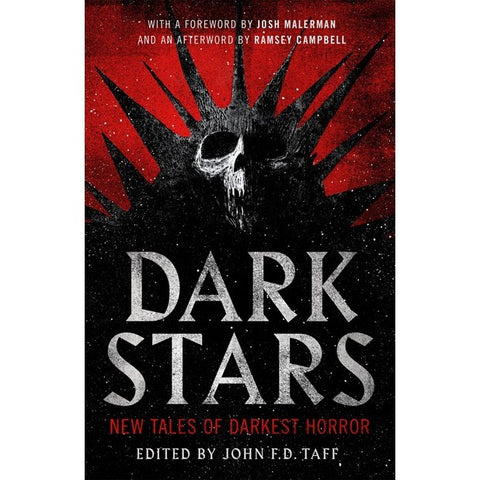 Dark Stars: New Tales of Darkest Horror [Taff, John F D ed.]