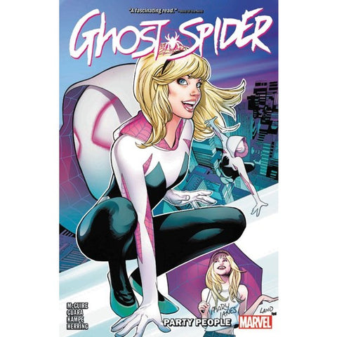 Ghost-Spider Vol. 2: Party People [McGuire, Seanan]