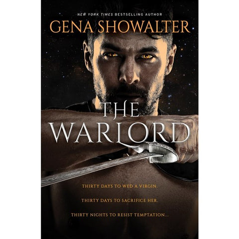 The Warlord (Rise of the Warlords, 1) [Showalter, Gena]