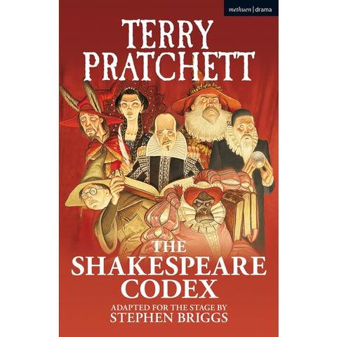 The Shakespeare Codex (Modern Plays) [Pratchett, Terry and Briggs, Stephen]