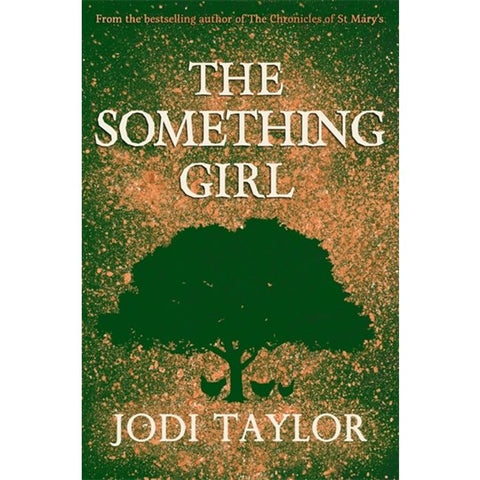 The Something Girl [Taylor, Jodi]