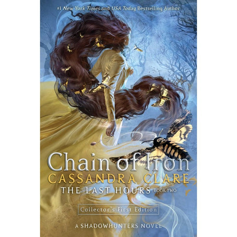 Chain of Iron (Last Hours, 2) [Clare, Cassandra]