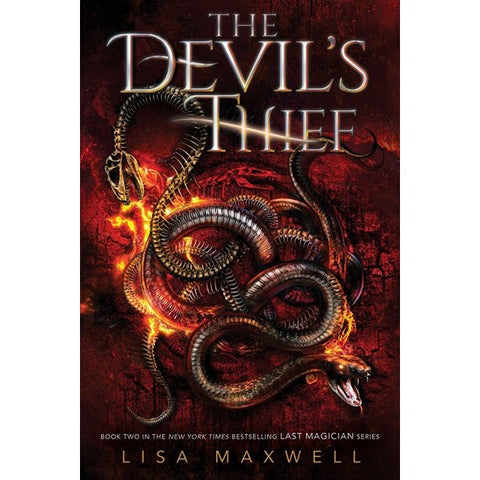 The Devil's Thief (Last Magician, 2) [Maxwell, Lisa]