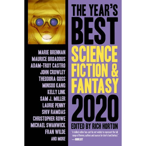 The Year's Best Science Fiction & Fantasy 2020 Edition [Horton, Rich ed.]