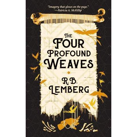 The Four Profound Weaves [Lemberg, R. B.]