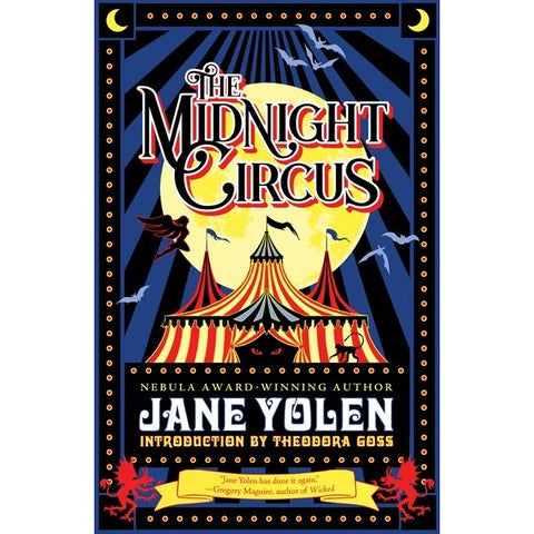 The Midnight Circus [Yolen, Jane]