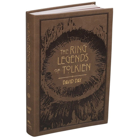 Ring Legends of Tolkien (Tolkien Illustrated Guides, 7)