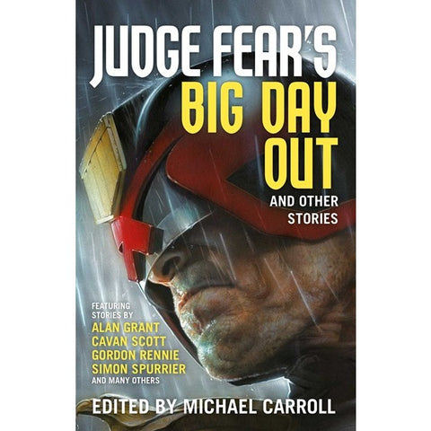 Judge Fear's Big Day Out and Other Stories [Carroll, Michael ed.]